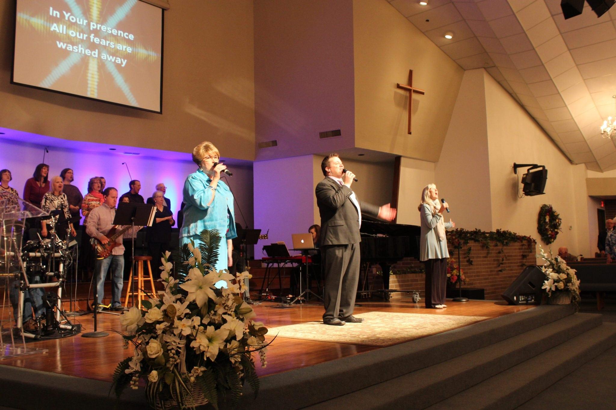 Worship Service Music Time CRBC Amarillo