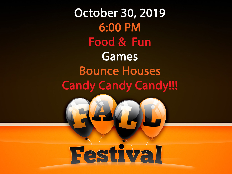 fall festival 2019